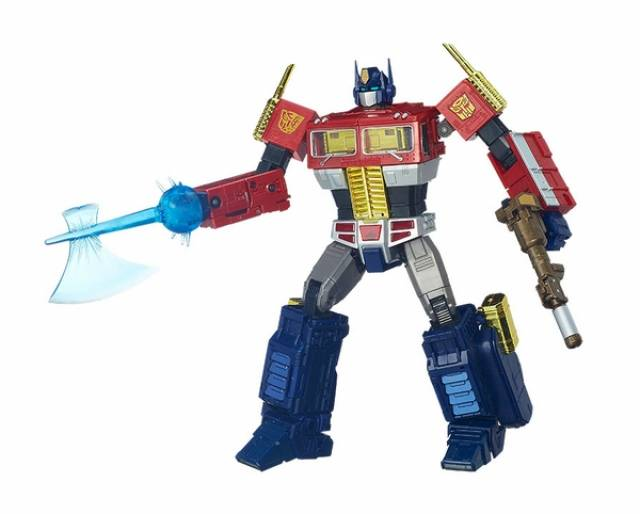 MP-10 - Masterpiece Optimus Prime - Year of the Horse Version