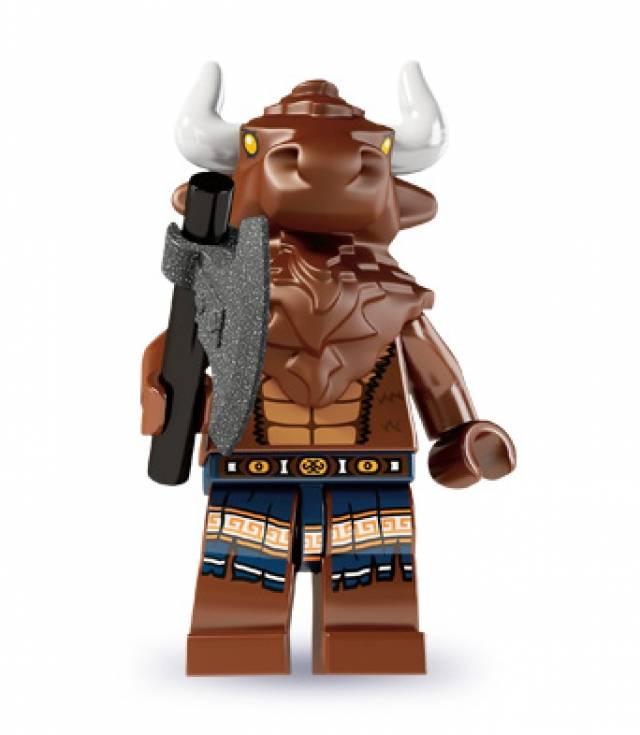 Lego Minifigures - Series 6 - Minotaur