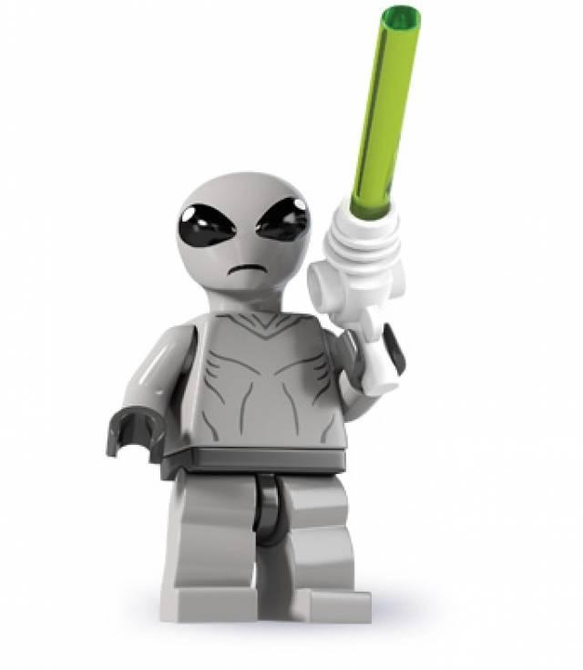 Lego Minifigures - Series 6 - Classic Alien