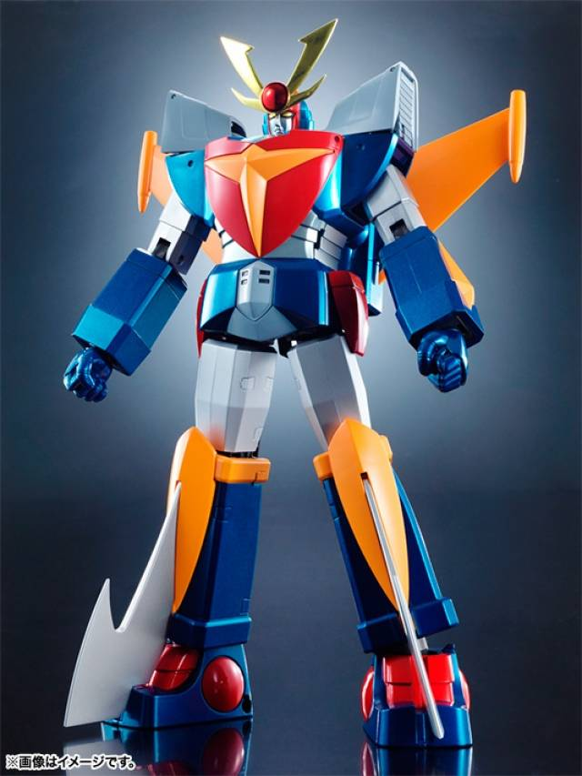 Soul of Chogokin - GX-65 Daitarn 3 (Renewal Color)