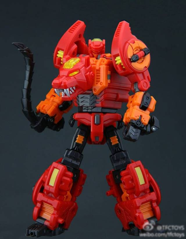 TFC Toys - Project Ares - TFC-02 Phlogeus