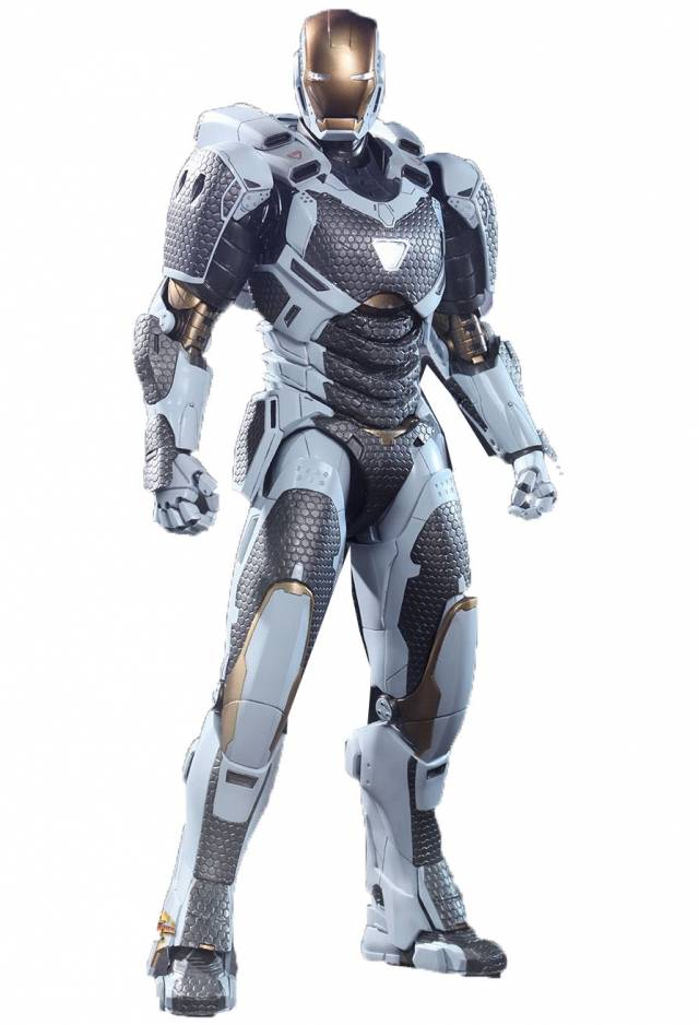 Hot Toys - Iron Man Mark XXXIX � Starboost - One Sixth Scale Figure