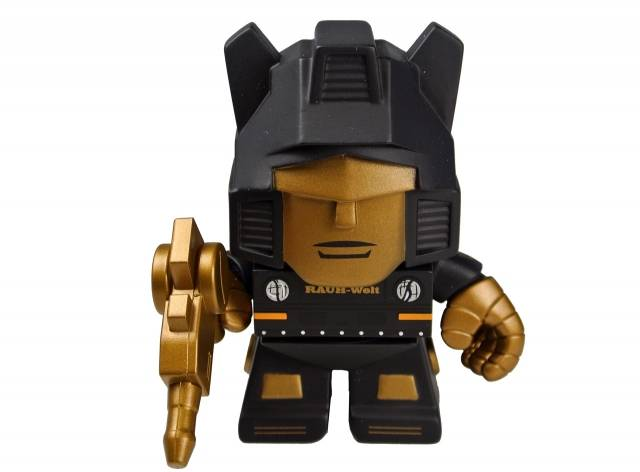 Loyal Subjects - Transformers 3'' Vinyl Figure - Series 01 - Jazz Chase Figure