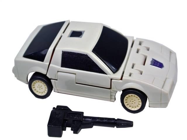Transformers G1 - Runamuck - Loose - 100% Complete