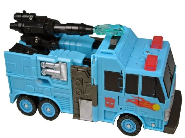 Transformers 2012 - GDO Voyager - Hot Spot - Loose - 100% Complete