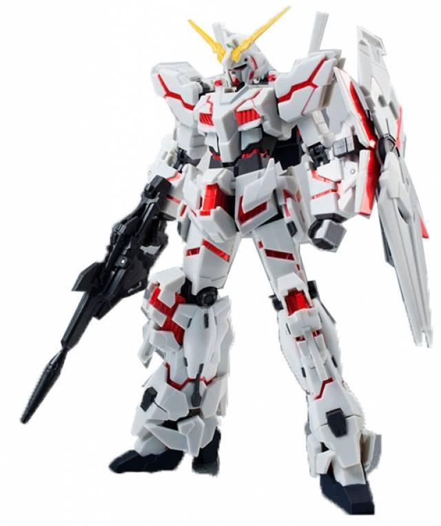 Robot Spirits Damashii - Unicorn Gundam Full Armor - MIB