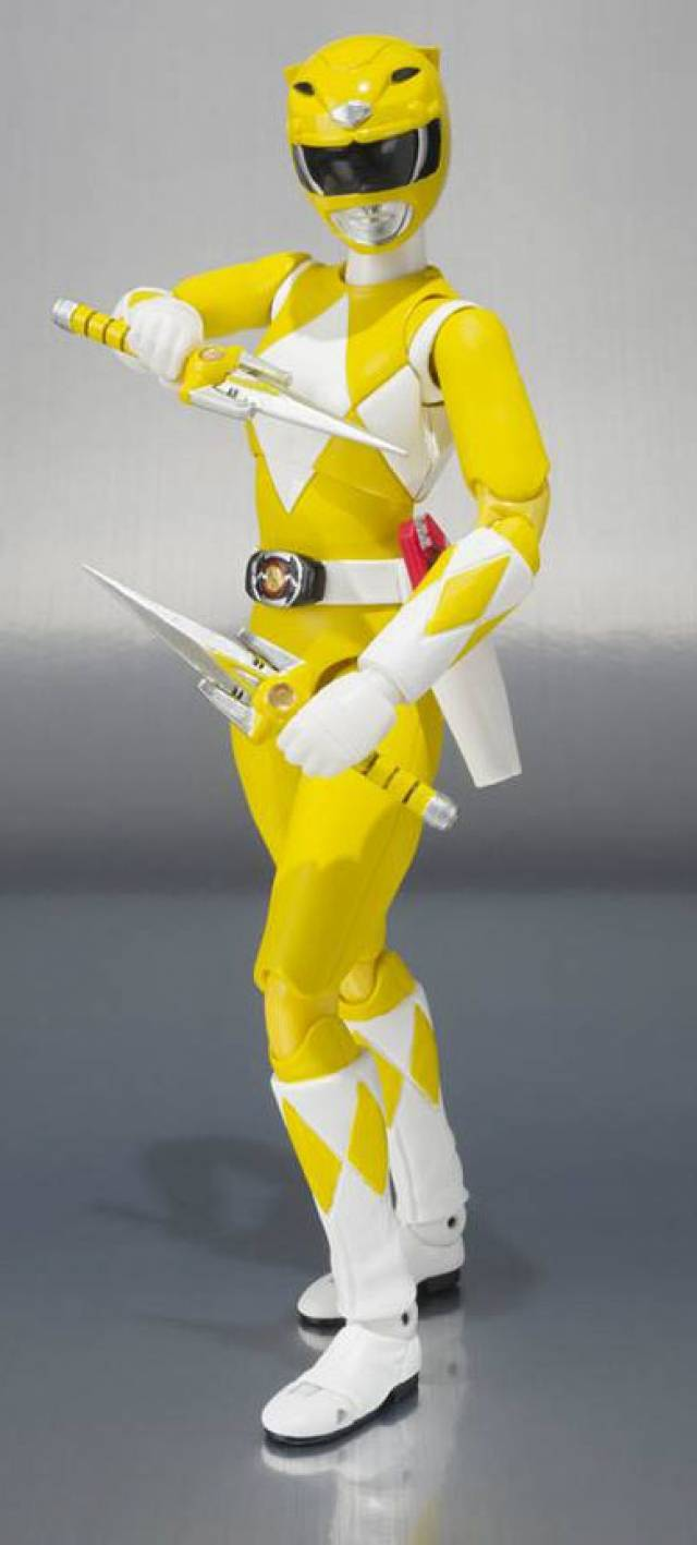 S.H. Figuarts - Mighty Morphin Yellow Ranger