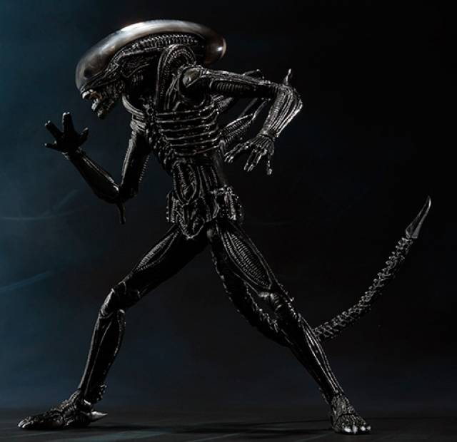 S.H.MonsterArts - Alien Big Chap