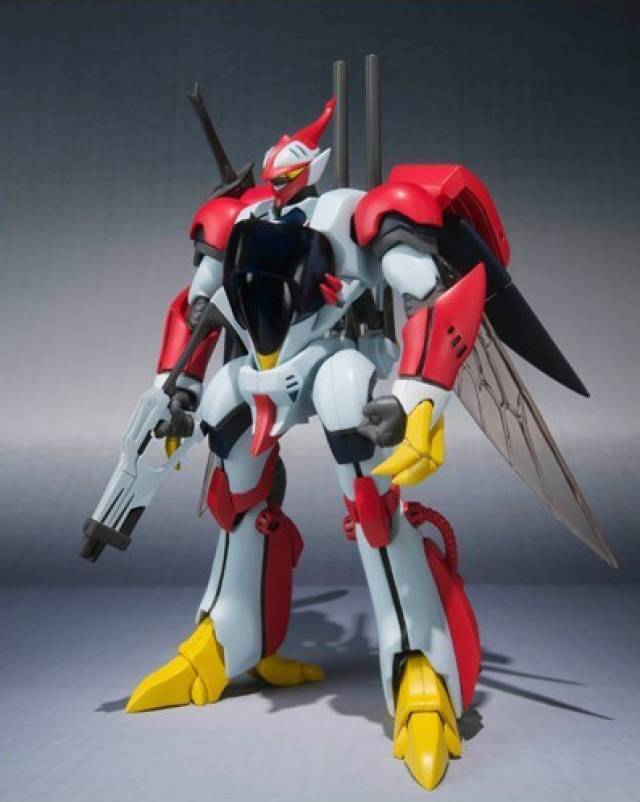 Robot Spirits Damashii - Aura Battler Dunbine - Billbine - Reissue - MISB