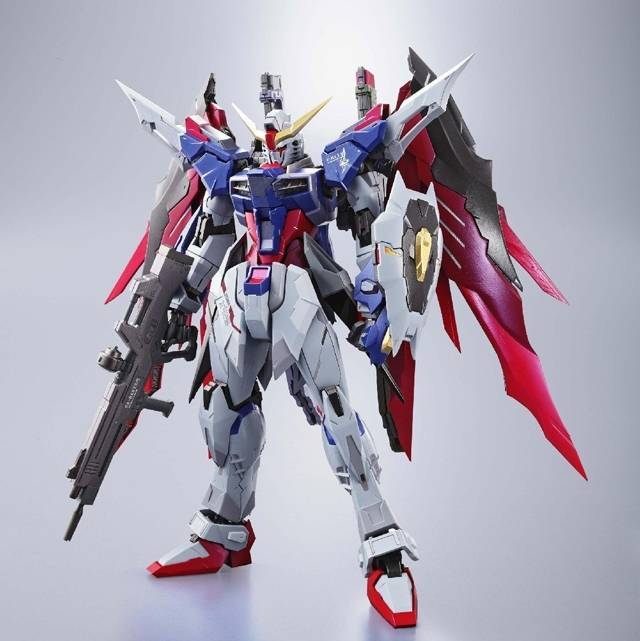 Bandai Tamashii Nations - Metal Build - Destiny Gundam