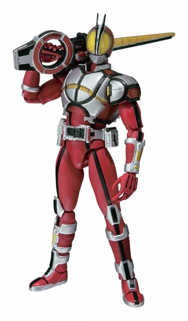 S.H. Figuarts - Kamen Rider - 555 Blaster Form