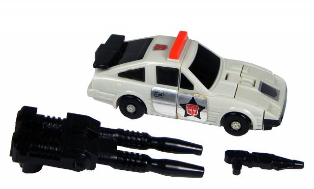 Transformers G1 - Streetwise - Loose - 100% Complete