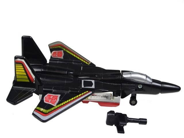 Transformers G1 - Air Raid - Loose - 100% Complete