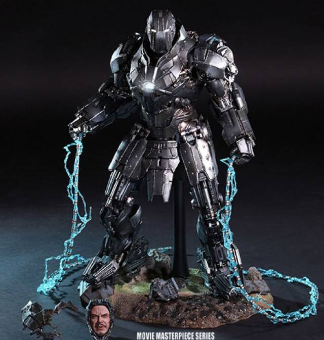 Hot Toys - Iron Man 2 – Whiplash Mark II - One Sixth Scale Figure