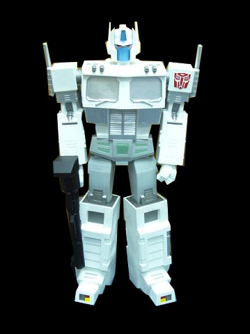 G1 Ultra Magnus 1 Meter Speaker Tower with USB Head