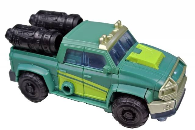 Transformers Prime - Sergeant Kup - Loose 100% Complete