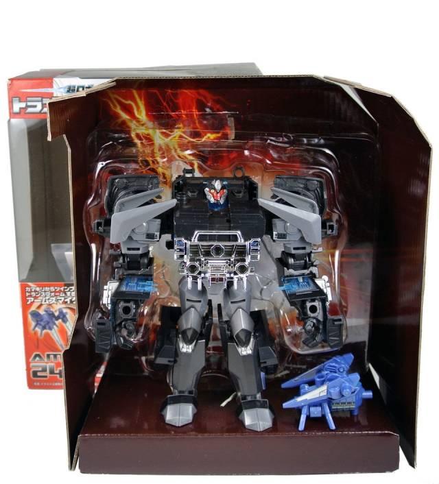Japanese Transformers Prime - AM-24 - Break Down Cyrus - MIB