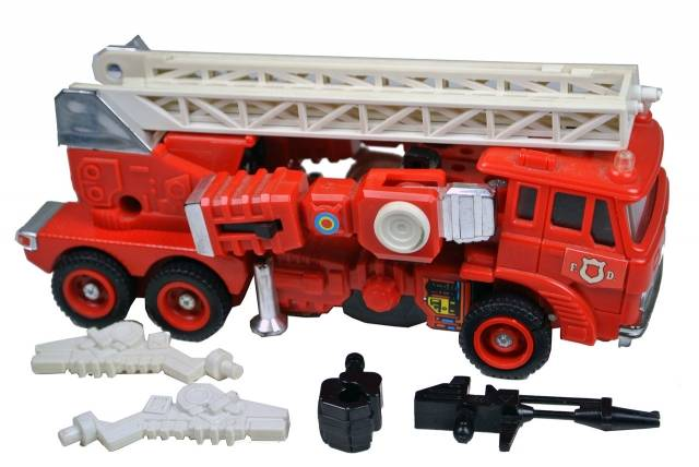 Transformers G1  - Inferno - Loose - Near Complete