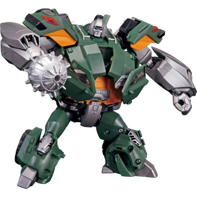 e-hobby - Transformers Cloud - Brawn
