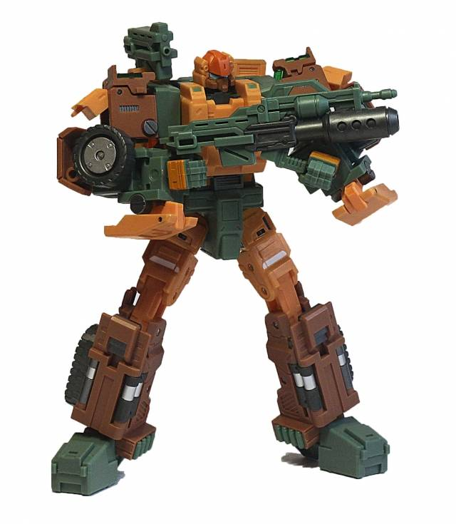 Fansproject - Warbot - WB0004 Revolver