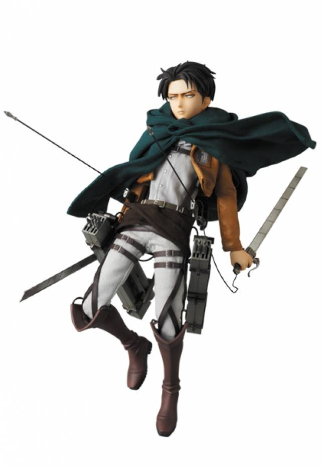 Real Action Heroes - Attack on Titan - Rah Levi