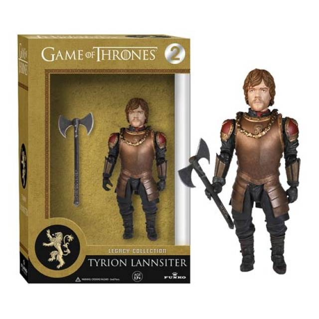 Game of Thrones - 4'' Legacy Collection Series 01 - Tyrion Lannister