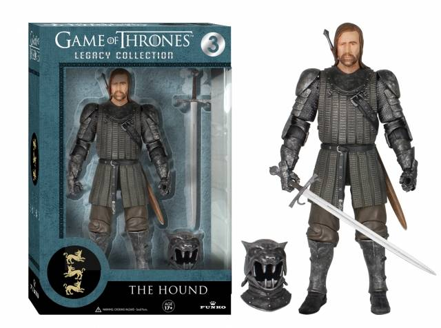 Game of Thrones - 6'' Legacy Collection Series 01 - The Hound