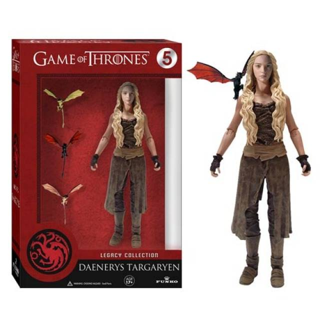 Game of Thrones - 6'' Legacy Collection Series 01 - Daenerys Targaryen