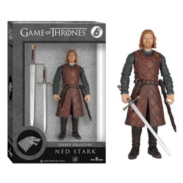 Game of Thrones - 6'' Legacy Collection Series 01 - Ned Stark