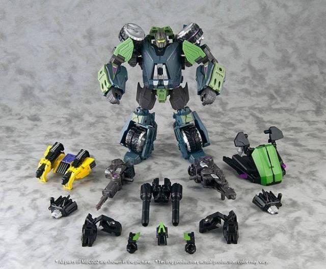 Produit Tiers - Kit d'ajout (accessoires, armes) pour jouets Hasbro & TakaraTomy - Par Fansproject, Crazy Devy, Maketoys, Dr Wu Workshop, etc - Page 4 Reduced-image_8376_106