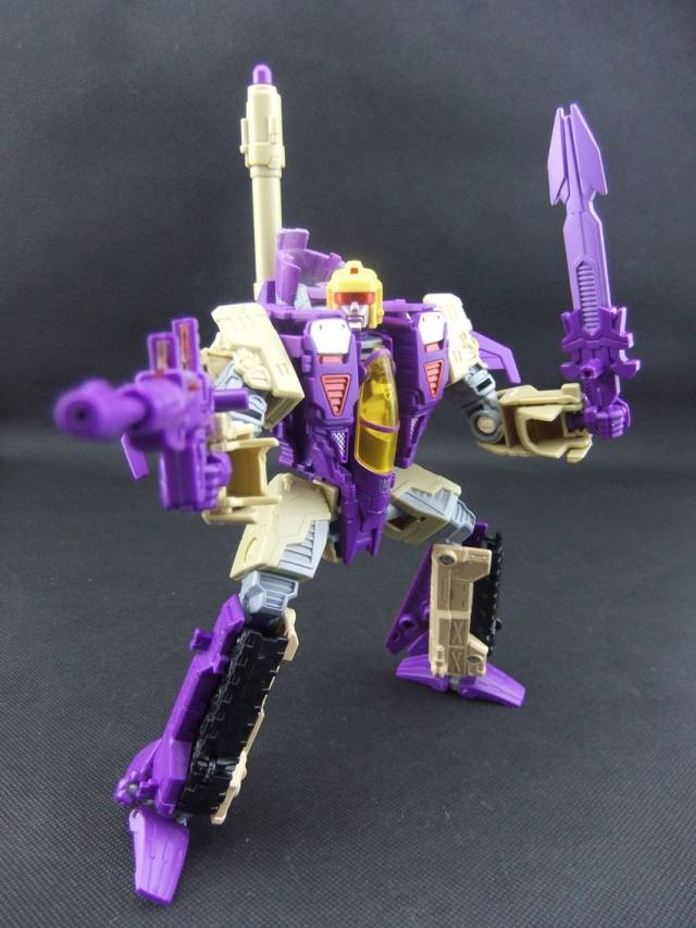 DR. Wu - DW-P17 Gun Arms Blitz - Blitzwing Add-on Kit