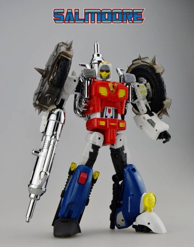 DX9 Toys - UT-D01 Salmoore