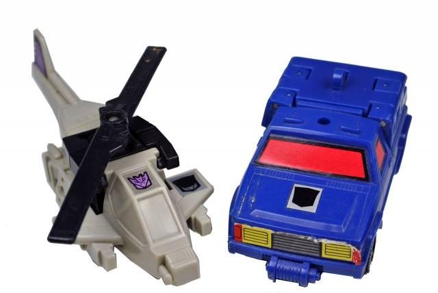 Transformers G1 - Battletrap - Loose