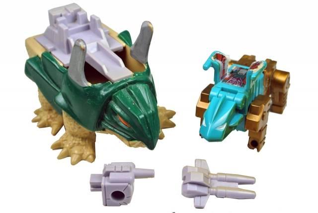 Transformers G1 - Bristleback - Loose 100% Complete