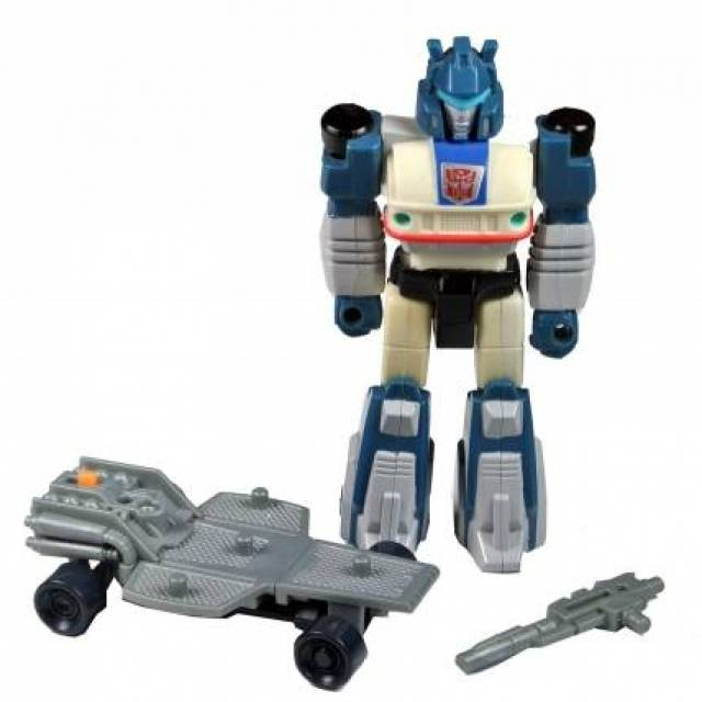 Transformers G1 - Action Master Jazz - Loose 100% Complete