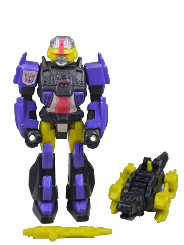 Transformers G1 Action Master Krok Loose 100 Complete
