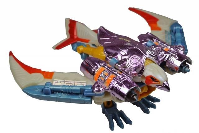 Transformers Beast Wars AIRAZOR Complete Falcon Figure