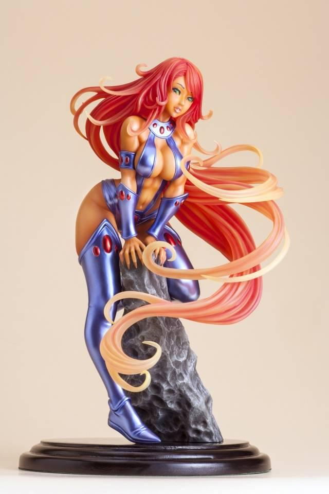 Kotobukiya - DC Comics - Starfire Bishoujo Statue