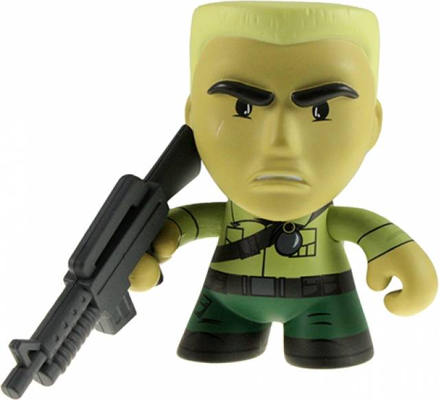 Loyal Subjects - GI Joe 3'' Vinyl Figure - Duke