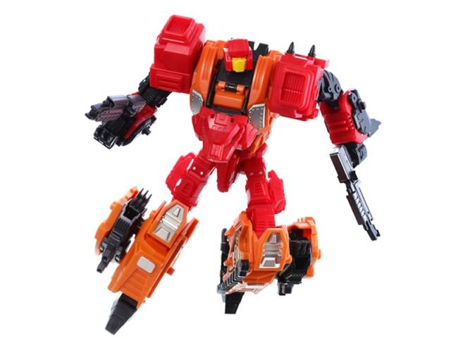 Reformatted - Feral Rex - R-06 - Tigris the Shock Trooper