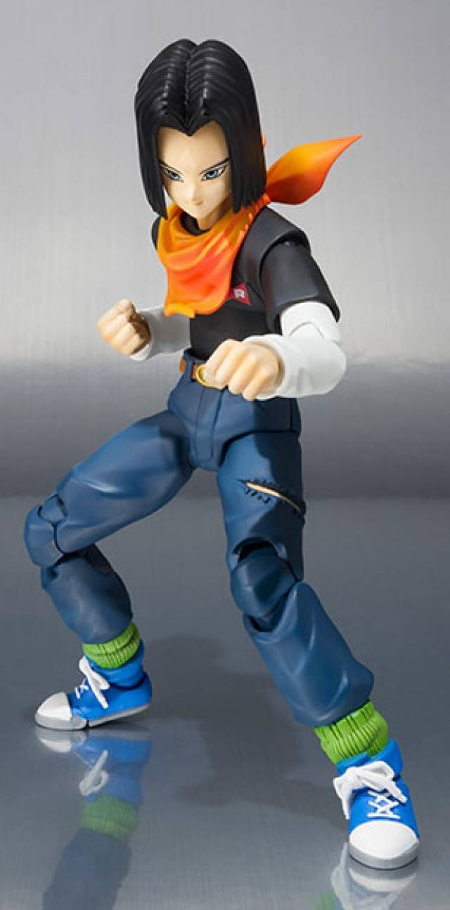 S.H. Figuarts - Dragonball Z - Android 17