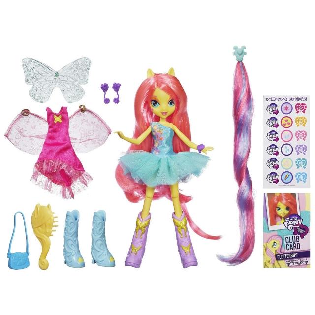 My Little Pony - Equestria Girls - Fluttershy