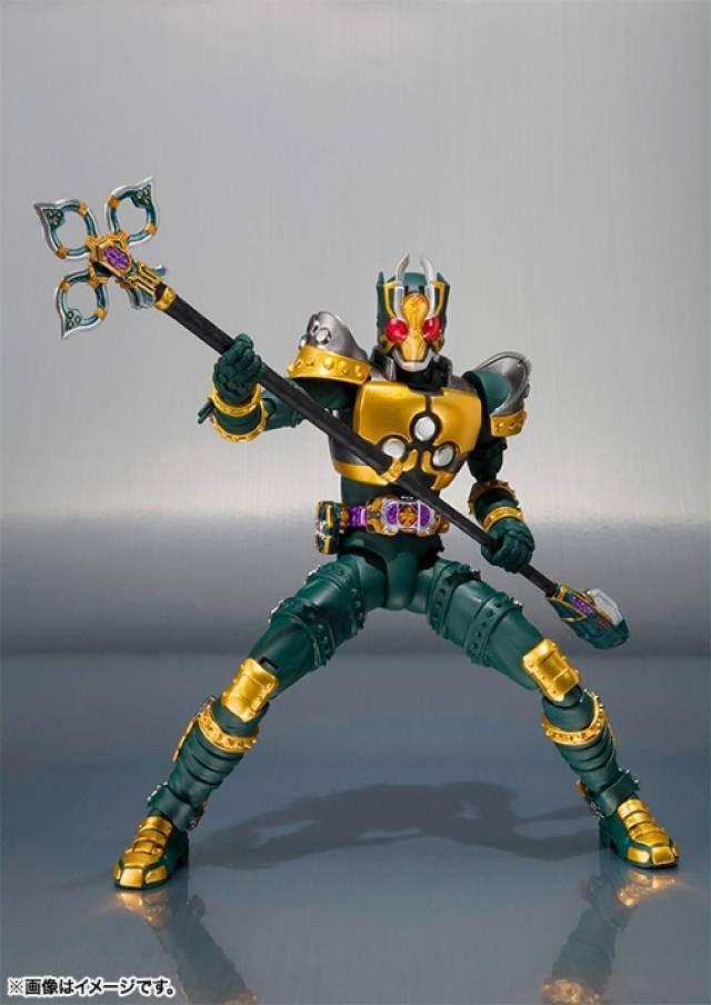 S.H. Figuarts - Kamen Rider - Leangle