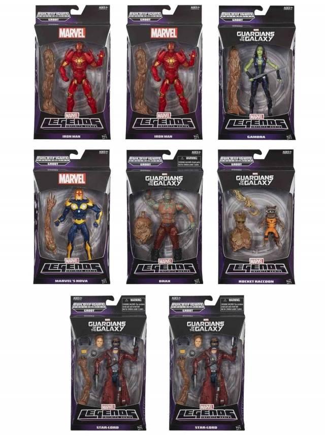 Marvel Platinum Legends