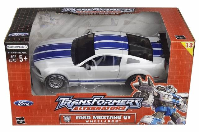 Alternators - Wheeljack - Ford Mustang GT
