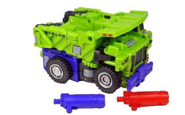 TFC Toys - Hercules - Heavylabor - Loose 100% Complete