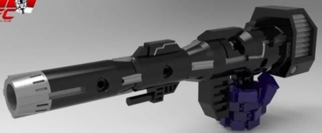 KFC - KP-06T Hands & Gun Set