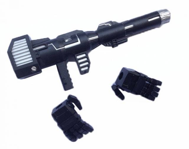 KFC - KP-06B Hands & Gun Set