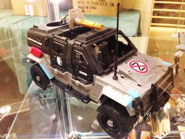 GI Joe - JoeCon 2014 Rescue Ops - 4x4 Vamp