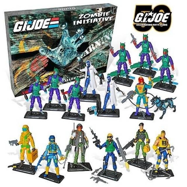 GI Joe - JoeCon 2014 Zombie Initiative - Boxed Set